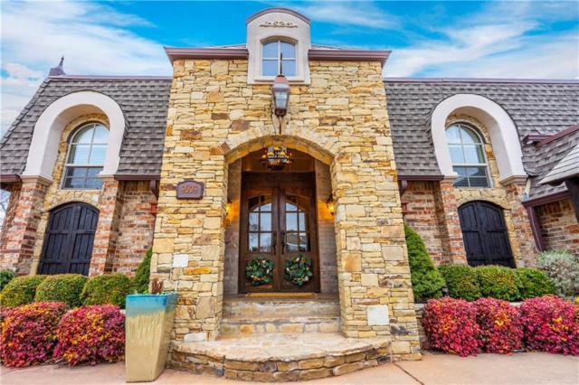 9609 Lake Lane, Oklahoma City, OK 73162 (MLS #847666) :: Barry Hurley Real Estate