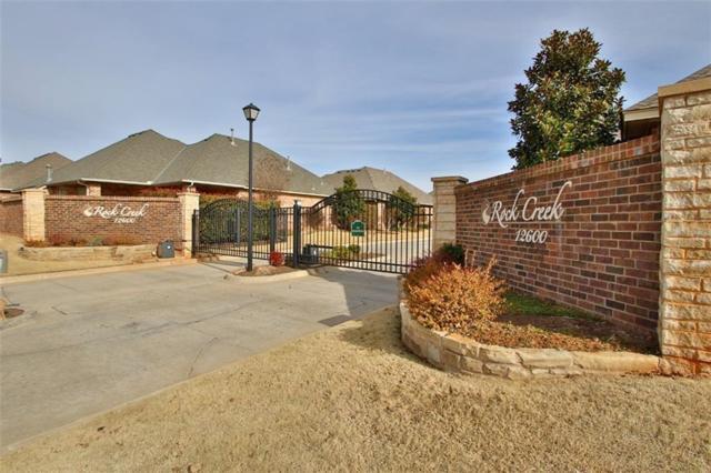 12600 Rockwell #11, Oklahoma City, OK 73142 (MLS #847677) :: KING Real Estate Group