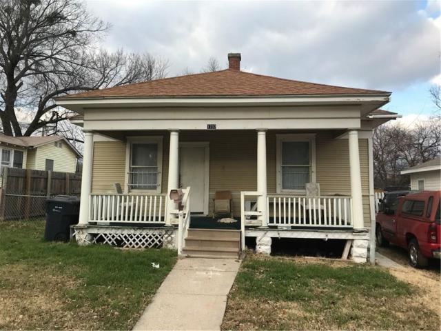 1737 NW 11th Street, Oklahoma City, OK 73106 (MLS #847683) :: KING Real Estate Group