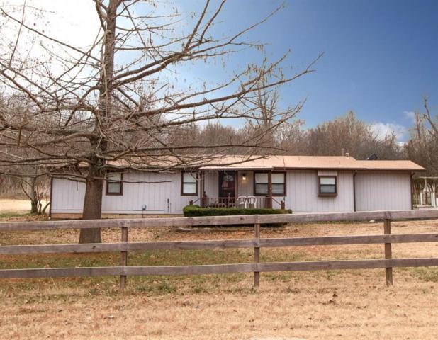 11850 SE 157th, Oklahoma City, OK 73165 (MLS #847700) :: Homestead & Co