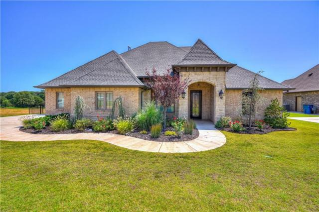 2576 Forest Glen Drive, Choctaw, OK 73020 (MLS #847707) :: KING Real Estate Group