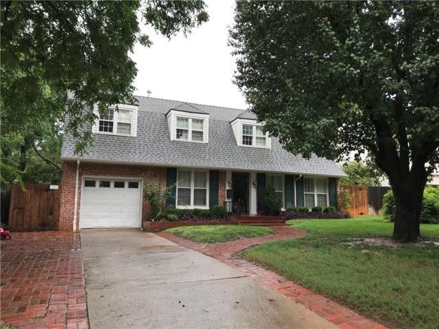 1107 Hemstead Place, Nichols Hills, OK 73116 (MLS #847725) :: KING Real Estate Group