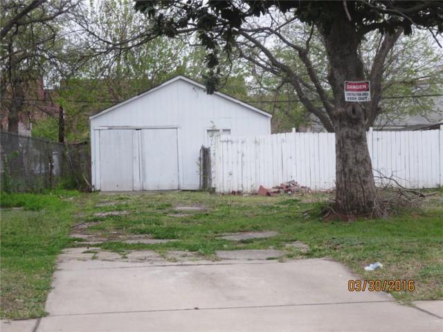 922 NE 17th Street, Oklahoma City, OK 73105 (MLS #847726) :: Homestead & Co