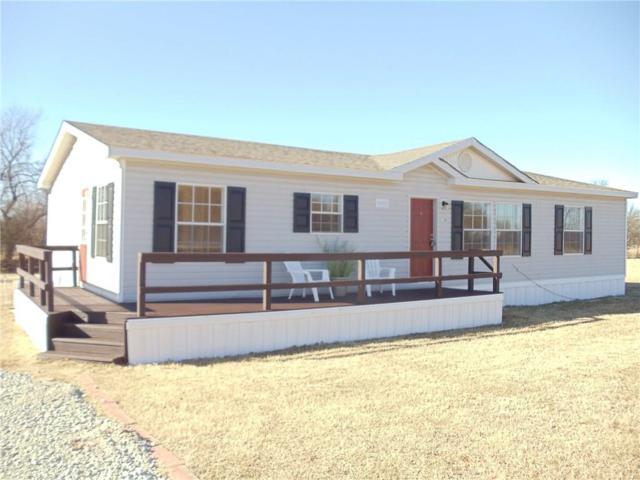 108 Castle Rock Lane, Shawnee, OK 74804 (MLS #847778) :: Homestead & Co