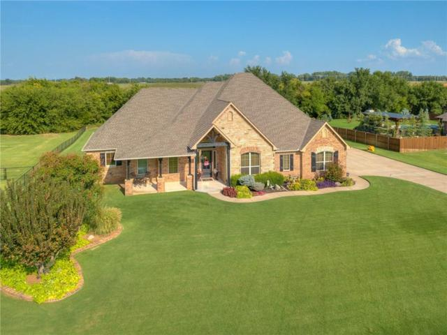 1306 Sycamore Trail, Tuttle, OK 73089 (MLS #847880) :: Homestead & Co