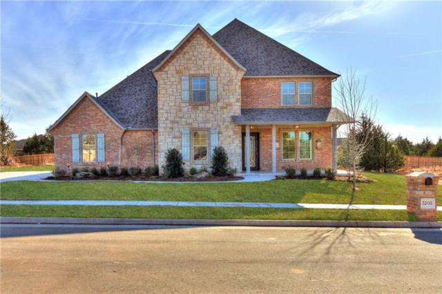 3200 Basanova Drive, Edmond, OK 73034 (MLS #847936) :: Homestead & Co