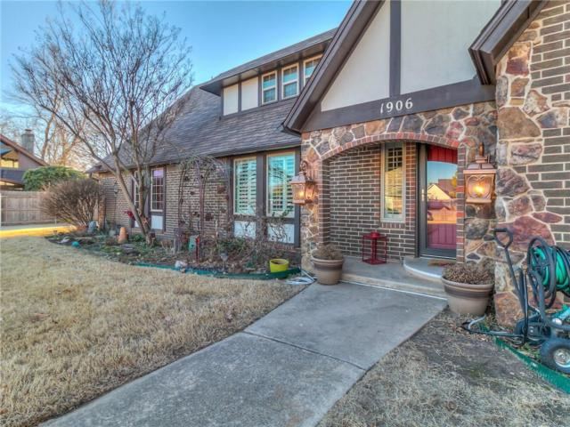 1906 Brookhaven Boulevard, Norman, OK 73072 (MLS #847941) :: Barry Hurley Real Estate