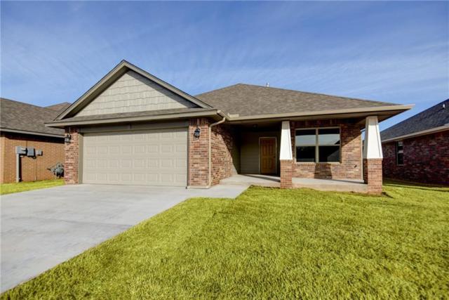 2301 Alta Vista Lane, Edmond, OK 73034 (MLS #847974) :: Homestead & Co