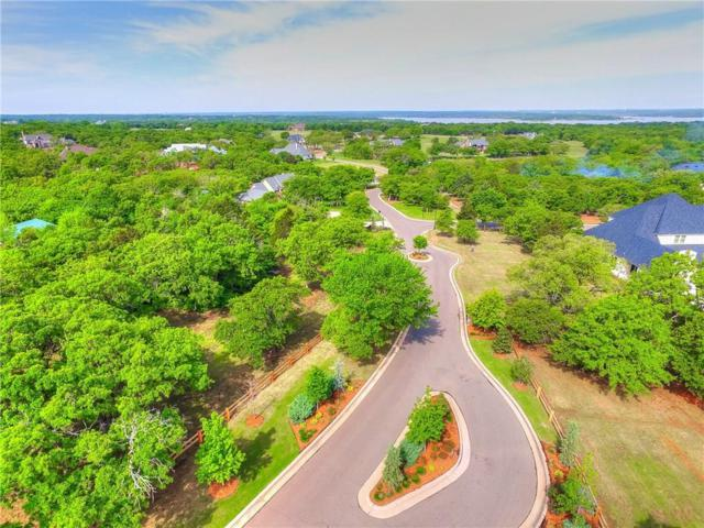 9617 Lake Way Run, Edmond, OK 73049 (MLS #847985) :: Homestead & Co