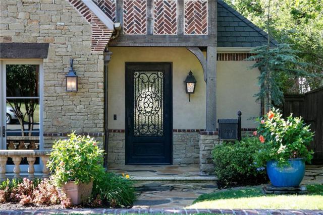 1902 Huntington Avenue, Oklahoma City, OK 73116 (MLS #847998) :: KING Real Estate Group