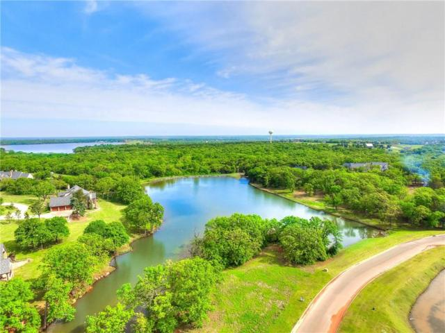 9224 Lake Way Run, Edmond, OK 73049 (MLS #848011) :: Homestead & Co