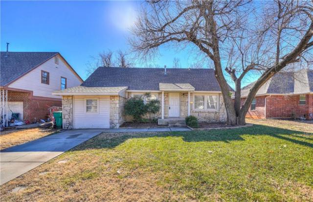 1140 NW 80th Street, Oklahoma City, OK 73114 (MLS #848099) :: Homestead & Co