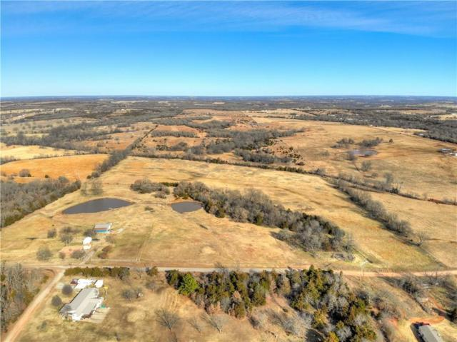 337616 E 1010 Road, Meeker, OK 74855 (MLS #848132) :: KING Real Estate Group