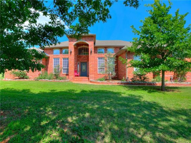 15308 Marie Drive, Piedmont, OK 73078 (MLS #848142) :: Barry Hurley Real Estate