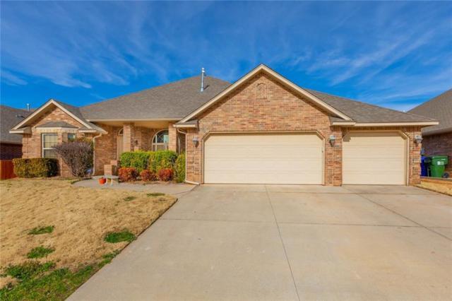 3209 Valley Hollow, Norman, OK 73071 (MLS #848175) :: Homestead & Co