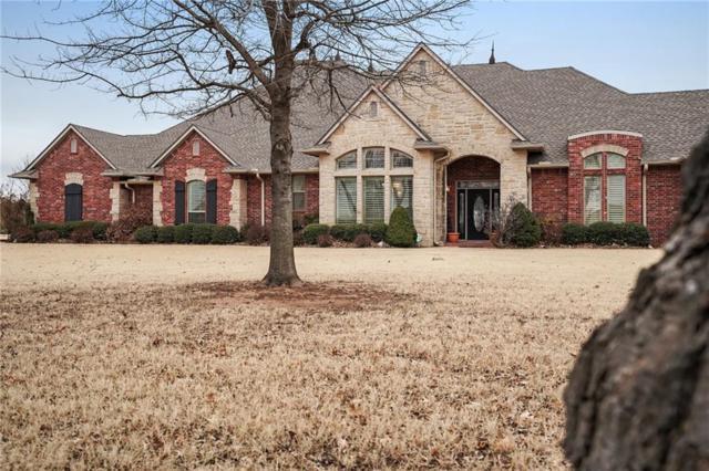 11125 Vineyard Road, Oklahoma City, OK 73173 (MLS #848210) :: Homestead & Co