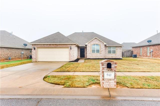 940 NE 30th Street, Moore, OK 73160 (MLS #848218) :: KING Real Estate Group