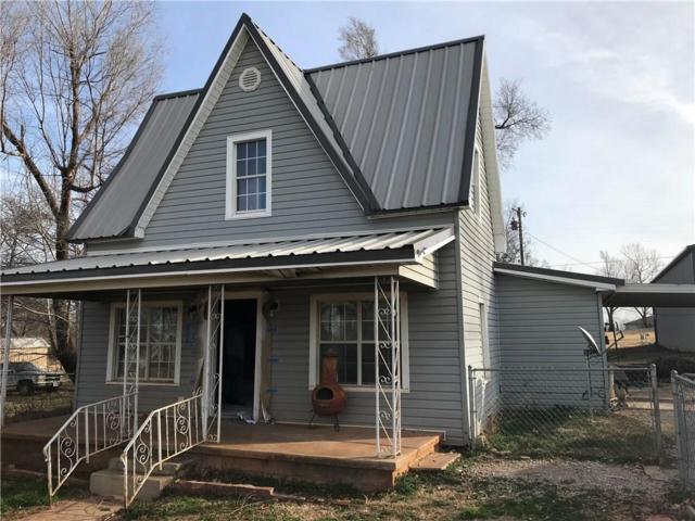110 N Turner Street, Washington, OK 73093 (MLS #848291) :: Barry Hurley Real Estate