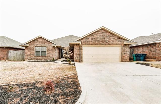8428 SW 37th Street, Oklahoma City, OK 73179 (MLS #848327) :: Homestead & Co