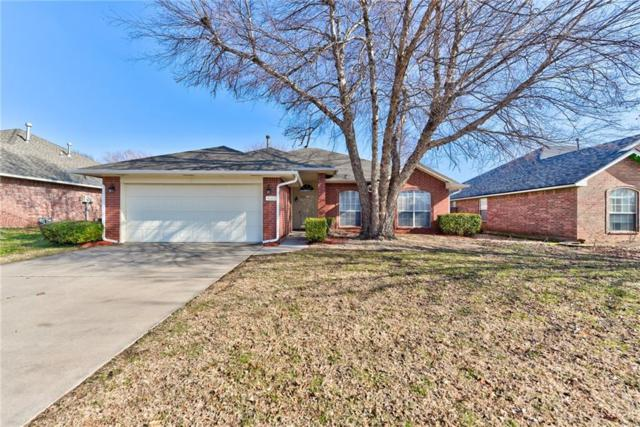 4109 Gyrfalcon Drive, Norman, OK 73072 (MLS #848335) :: Homestead & Co