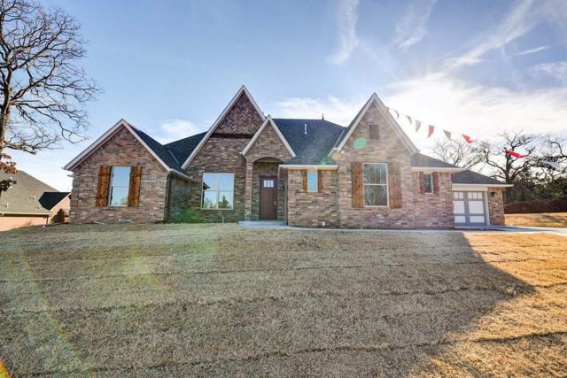7324 Thunder Canyon Avenue, Edmond, OK 73034 (MLS #848430) :: Erhardt Group at Keller Williams Mulinix OKC