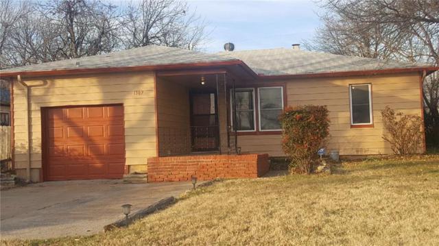 1307 NW Lawton Avenue, Lawton, OK 73507 (MLS #848548) :: Homestead & Co