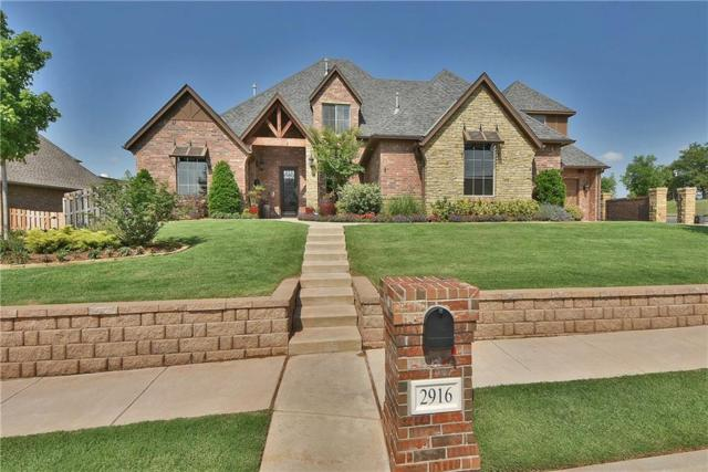 2916 Lakeshire Ridge Way, Edmond, OK 73034 (MLS #848579) :: Homestead & Co