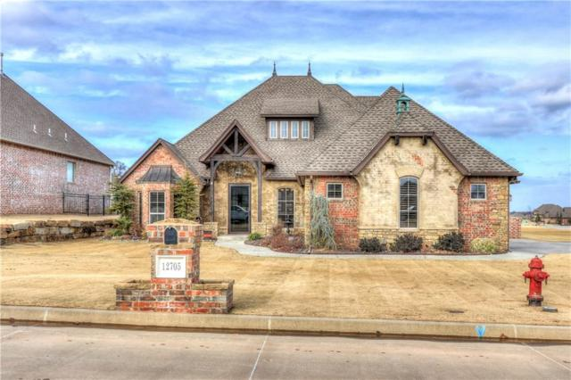 12705 Forest Ridge Drive, Midwest City, OK 73020 (MLS #848591) :: KING Real Estate Group
