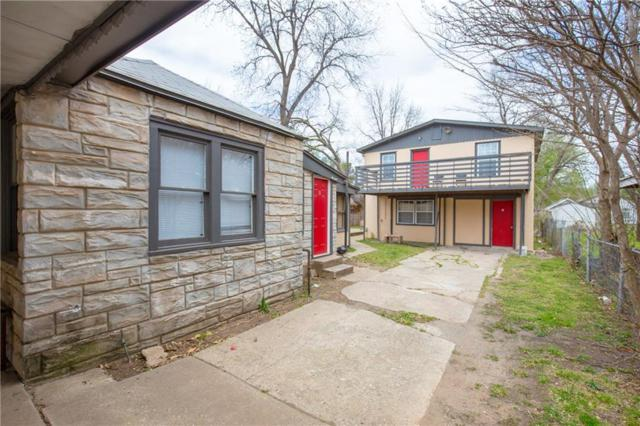 2125 SW 26th St, Oklahoma City, OK 73108 (MLS #848595) :: Homestead & Co