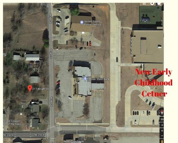 217 N Wright Street, Newcastle, OK 73065 (MLS #848690) :: Erhardt Group at Keller Williams Mulinix OKC