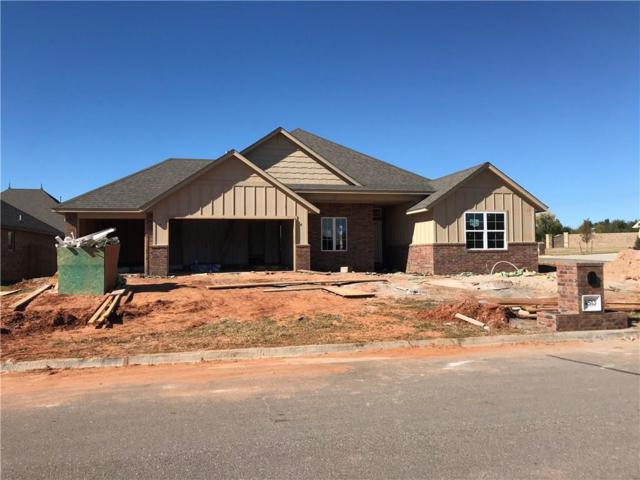 4513 Mccann Avenue, Mustang, OK 73064 (MLS #848701) :: Erhardt Group at Keller Williams Mulinix OKC