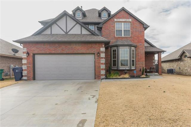 304 SW 147th Street, Oklahoma City, OK 73170 (MLS #848721) :: KING Real Estate Group