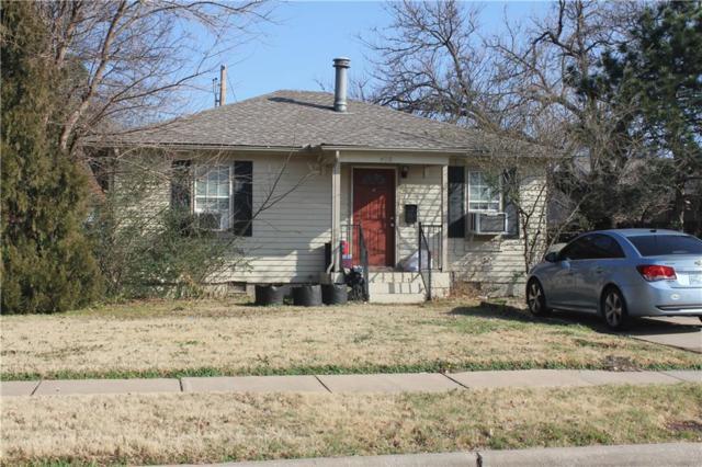 408 N Baumann Avenue, Edmond, OK 73034 (MLS #848731) :: Homestead & Co