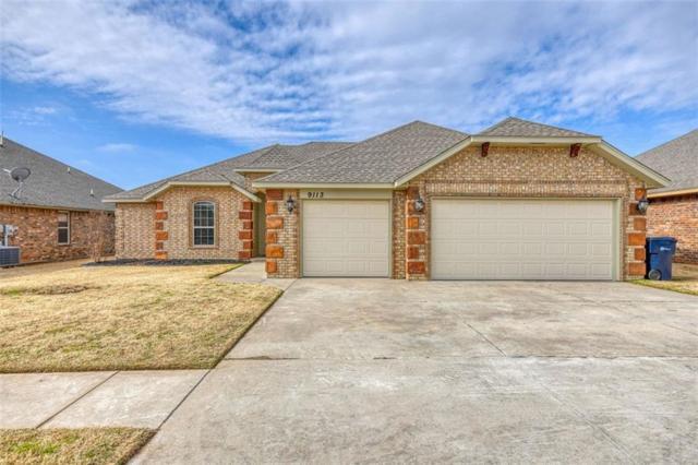 9113 Misty Lane, Oklahoma City, OK 73160 (MLS #848748) :: Homestead & Co