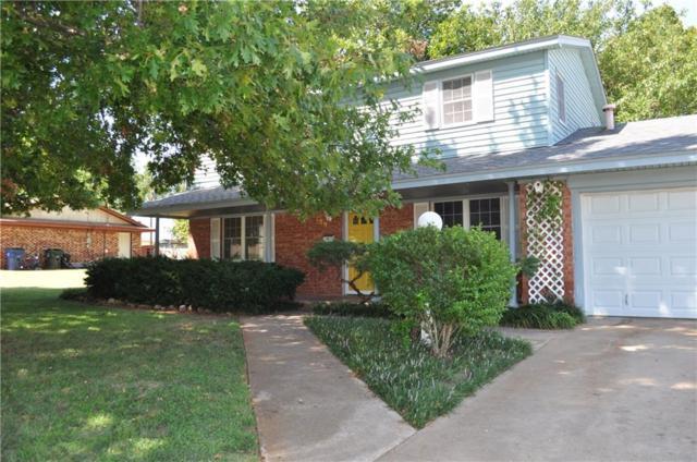 109 Basin Street, Chickasha, OK 73018 (MLS #848753) :: Erhardt Group at Keller Williams Mulinix OKC