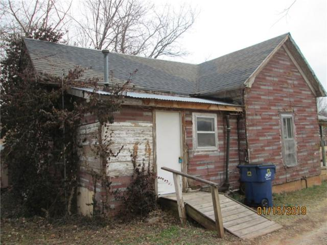 211 W Jefferson, Purcell, OK 73080 (MLS #848775) :: Erhardt Group at Keller Williams Mulinix OKC