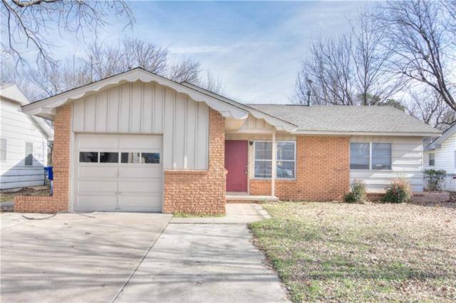 813 N Berry Road, Norman, OK 73069 (MLS #848804) :: Homestead & Co