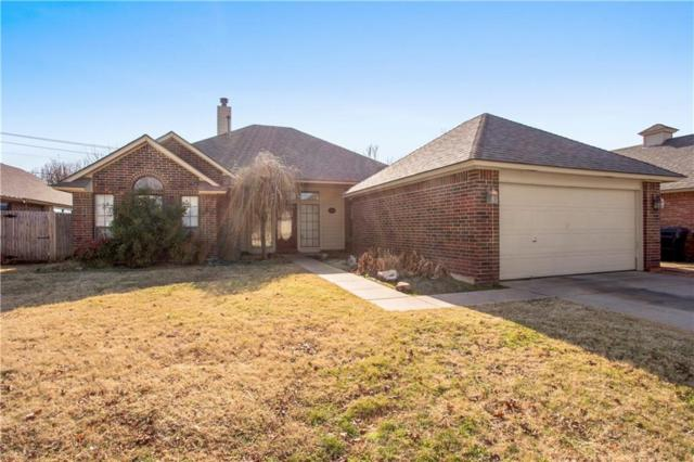 6704 130th, Oklahoma City, OK 73142 (MLS #848823) :: Homestead & Co