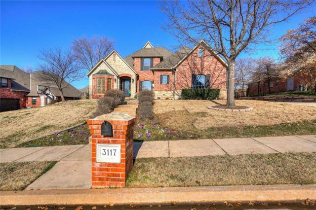 3117 Beacon Hill Street, Edmond, OK 73034 (MLS #848847) :: Homestead & Co
