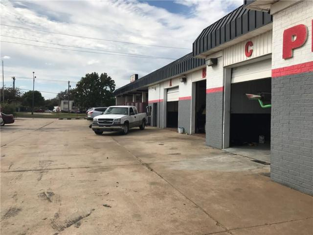 422 N Air Depot Boulevard, Midwest City, OK 73110 (MLS #848856) :: Homestead & Co