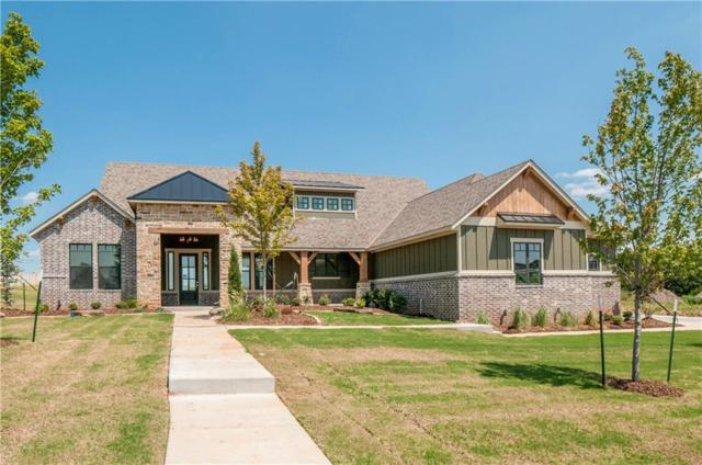 15000 Cumberland Falls Drive, Jones, OK 73049 (MLS #848858) :: Homestead & Co