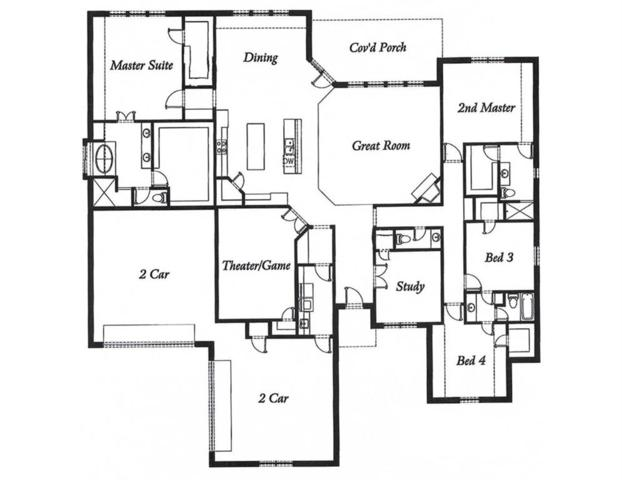 1916 NW 199th Street, Edmond, OK 73012 (MLS #848861) :: Homestead & Co