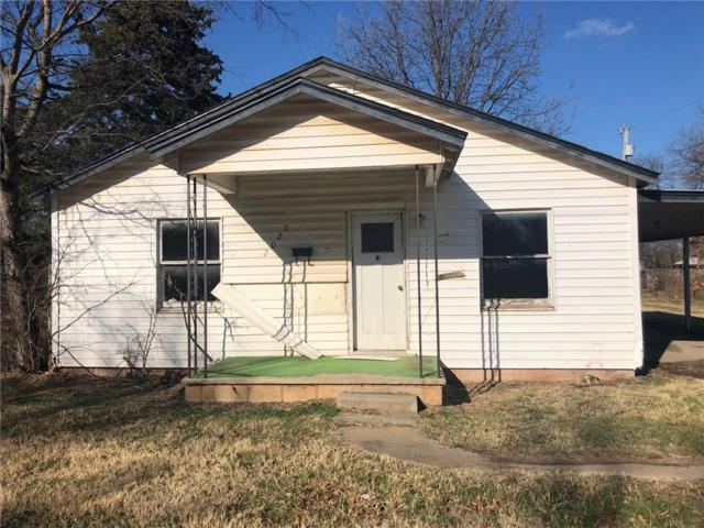 2020 W Texas, Chickasha, OK 73018 (MLS #848886) :: Homestead & Co