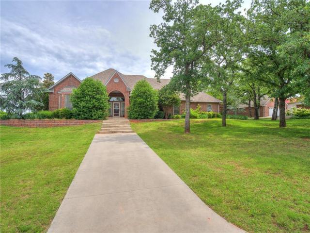 504 N Rockwell Avenue, Blanchard, OK 73010 (MLS #848896) :: KING Real Estate Group