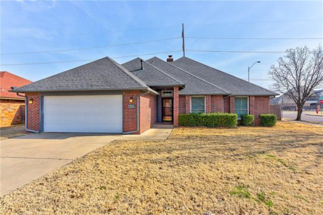 401 Winston Drive, Norman, OK 73072 (MLS #848901) :: Homestead & Co