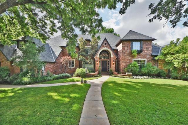 6504 Oak Forest Road, Edmond, OK 73025 (MLS #848941) :: Homestead & Co
