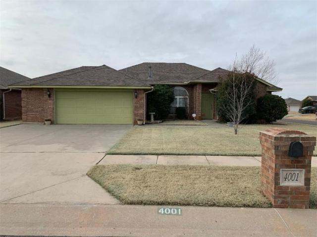 4001 Green Apple Drive, Moore, OK 73160 (MLS #848997) :: Barry Hurley Real Estate