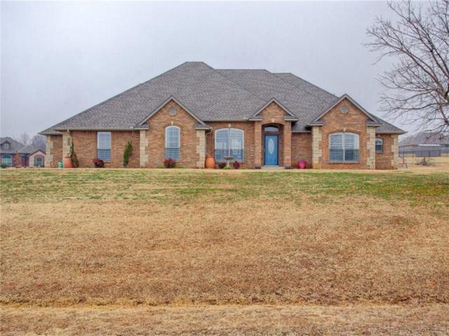 2834 SE 43rd Terrace, Norman, OK 73072 (MLS #849061) :: Barry Hurley Real Estate