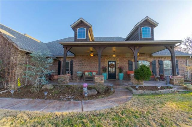 730 Green Meadows Court, Edmond, OK 73025 (MLS #849091) :: Barry Hurley Real Estate