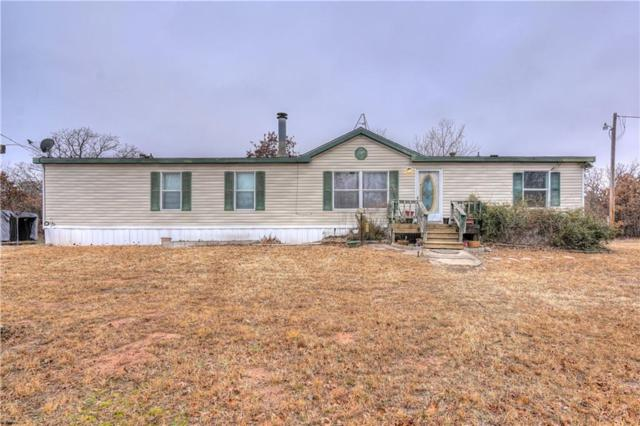 9501 N Luther Road, Jones, OK 73049 (MLS #849103) :: Erhardt Group at Keller Williams Mulinix OKC